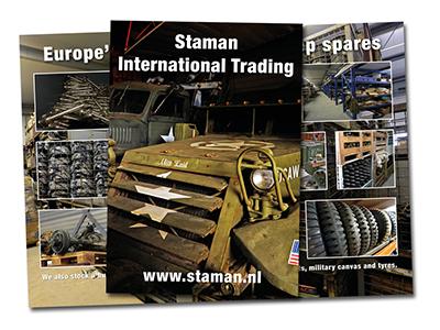 Staman International Trading